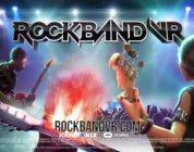 Rock Band VR releasedatum bekend gemaakt – Trailer