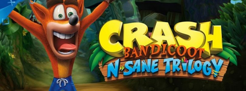 Crash Bandicoot N. Sane Trilogy heeft releasedatum te pakken – Trailer