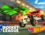 Rocket League krijgt twee Hot Wheels auto's – Trailer