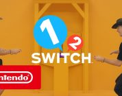 1-2-Switch – Ga de uitdaging aan in 28 hilarische mini-games – TV Trailer