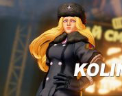 Nieuw Street Fighter V-personage Kolin onthuld – Trailer