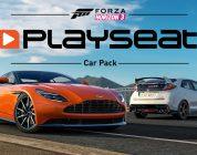 PlaySeat Car Pack-dlc vanaf nu verkrijgbaar voor Forza Horizon 3 – Trailer