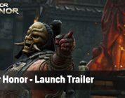 For Honor is nu verkrijgbaar – Launch trailer