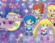 Sailor Moon Drops viert z'n éénjarig bestaan