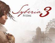 Nieuwe DLC voor Syberia 3 vanaf nu gratis verkrijgbaar