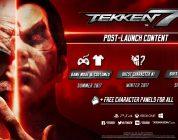 Tekken 7 krijgt Twee nieuwe exclusieve personages uit andere videogame franchises