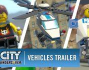 Chase McCain trekt erop uit in de nieuwe LEGO CITY Undercover vehicles-trailer