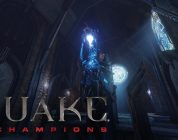 Quake Champions –  Arena First Look: 'Blood Covenant' trailer vrijgegeven