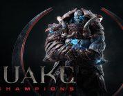 Quake Champions knalt naar Early Access op 22 augustus