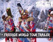 De Steep Freeride World Tour start vandaag – Trailer