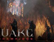 Quake Champions: Burial Chamber Arena-profiel en trailer
