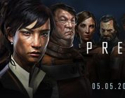 Prey – 'Only Yu Can Save the World' Trailer