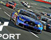 Gran Turismo Sport toont de Ford Mustang GT op het Brands Hatch circuit – Gameplay
