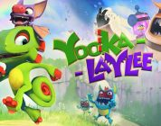 Veranderende levels in Yooka-Laylee and the Impossible Lair