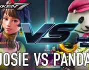 Tekken 7 laat Josie en Panda gameplay zien