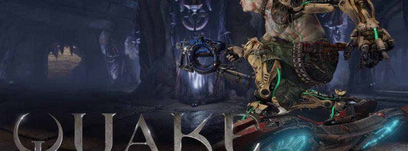December update voor Quake Champions bevat Battle Pass en CTF-modus