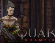 Maak amok met Quake's Roller Queen, Slash in Quake Champions – Trailer