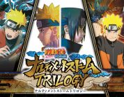 Naruto Shippuden: Ultimate Ninja Storm Trilogy en Legacy release datum onthuld