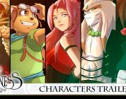 Shiness: The Lightning Kingdom – Characters Trailer