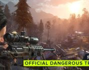 "Sniper Ghost Warrior 3 – ""Dangerous"" Trailer"