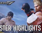 Tekken 7 Roster highlights #1 – Trailer