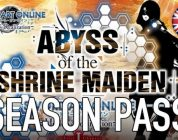 Sword Art Online: Hollow Realization Abyss of the Shrine Maiden Chapter 1 – Explorer of Illusory Mists DLC aangekondigd