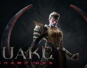 Quake Champions Champion Profile: Schiet de ongelovigen neer als de Unholy Paladin, Galena