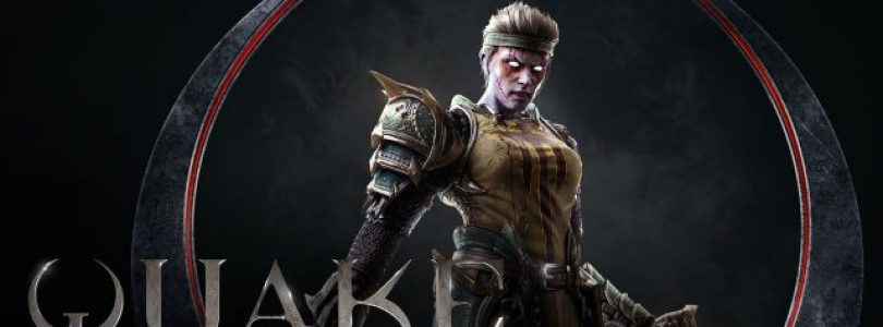 Quake Champions April Update  en tijdelijke test van de Free-to-Play versie