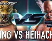 Tekken 7 toont gameplay van King & Heihachi