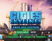 Cities: Skylines vanaf nu verkrijgbaar op Xbox One – Launch Trailer