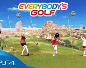 Everybody's Golf Launch Trailer