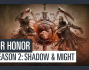 For Honor Season Two: 'Shadow and Might' gratis beschikbaar vanaf 16 mei
