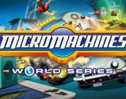Micro Machines World Series vanaf nu verkrijgbaar – Trailer