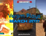 De maand maart in beeld – Verjim Plays