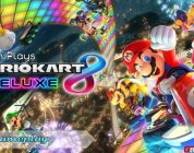 Verjim Plays Mario Kart 8 Deluxe – Gameplay