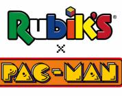 PAC-MAN x Rubik's: de ultieme pop culture mashup uit de jaren '80 – samenwerking aangekondigd op Licensing Expo