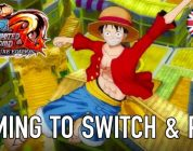 One Piece Unlimited World Red – Deluxe Edition aangekondigd