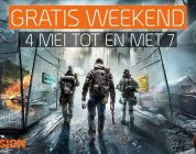 Gratis weekend Tom Clancy's The Division vanaf 4 mei