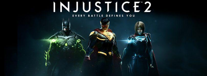Injustice 2 nu beschikbaar voor pc