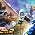 LEGO Marvel Super Heroes 2 Marvel's Avengers: Infinity War karakter- en levelpakket onthuld