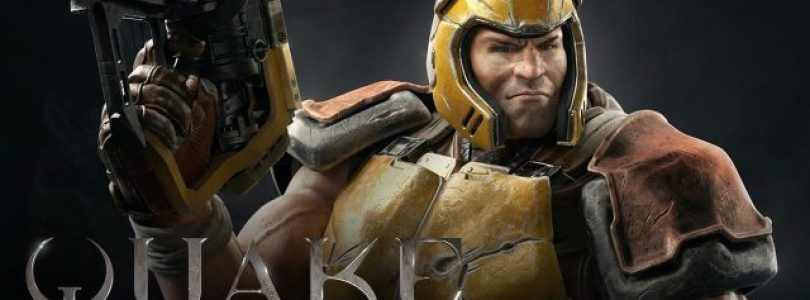Quake Champions December Update brengt 100-tier Battle Pass, CTF Modus en meer