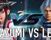Kazumi neemt het op tegen Lee in nieuwe Tekken 7 gameplay video