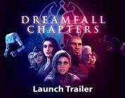 Dreamfall Chapters is vanaf nu verkrijgbaar voor PlayStation 4 en Xbox One – Launch Trailer