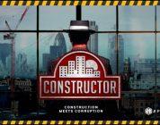 Constructor is vanaf 26 mei verkrijgbaar voor PlayStation 4, Xbox One en pc