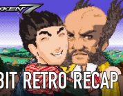 Tekken 7 – 8 Bit Retro Recap Part 1 (Story Trailer)