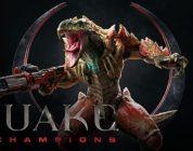 Quake Champions Profile: Sorlag, the Flesh Trading Huntress