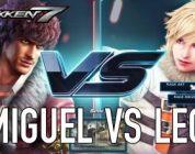 Tekken 7 toont Miguel en Leo in actie