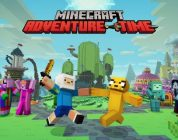 Adventure Time komt naar Minecraft – Trailer