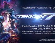 Nieuwe Japanse Tekken 7 gameplay trailer