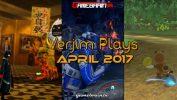 De maand april in beeld – Verjim Plays